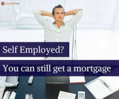 How to get mortgage when you are self-employed?